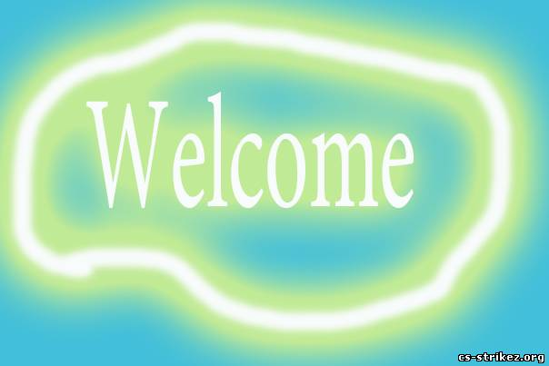 Welcome msg