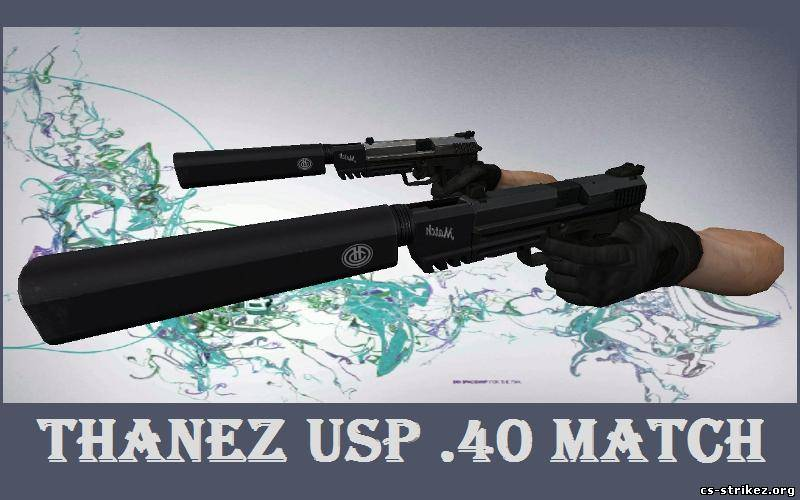 Hanez USP .40 Match PACK for ELITE