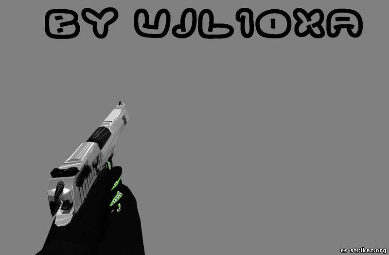 Black Desert Eagle by uJl10xa :)