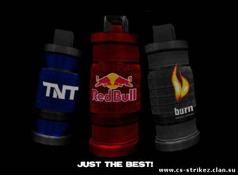 Energy Drink Bombs