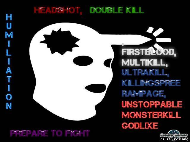 Звуки HeadShot/MonsterKill/GoodLike