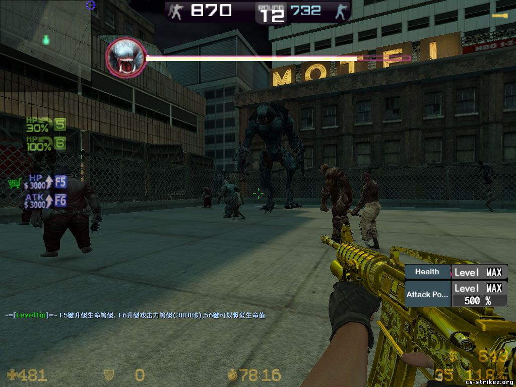 Counter-Strike 1.6 [NewMod] V2