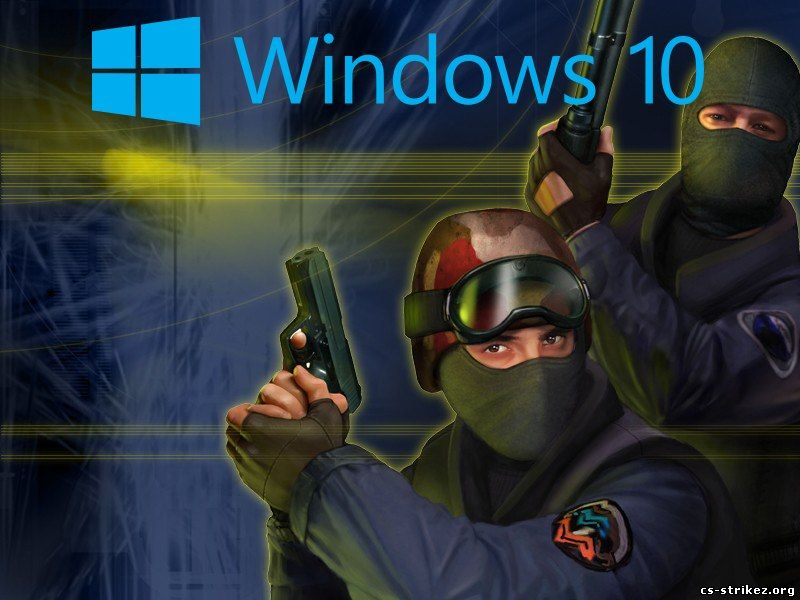 Counter-Strike 1.6 Windows 10 [2015]