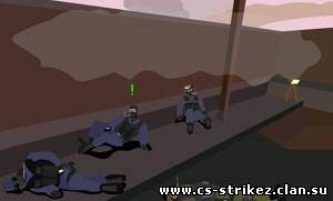 Очень страшный Counter-Strike