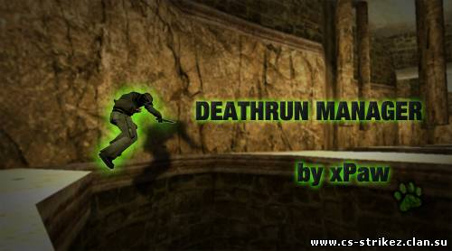 Deathrun Manager by xPaw v3.0.3