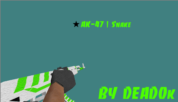 ★AK-47|Snake by Deadok