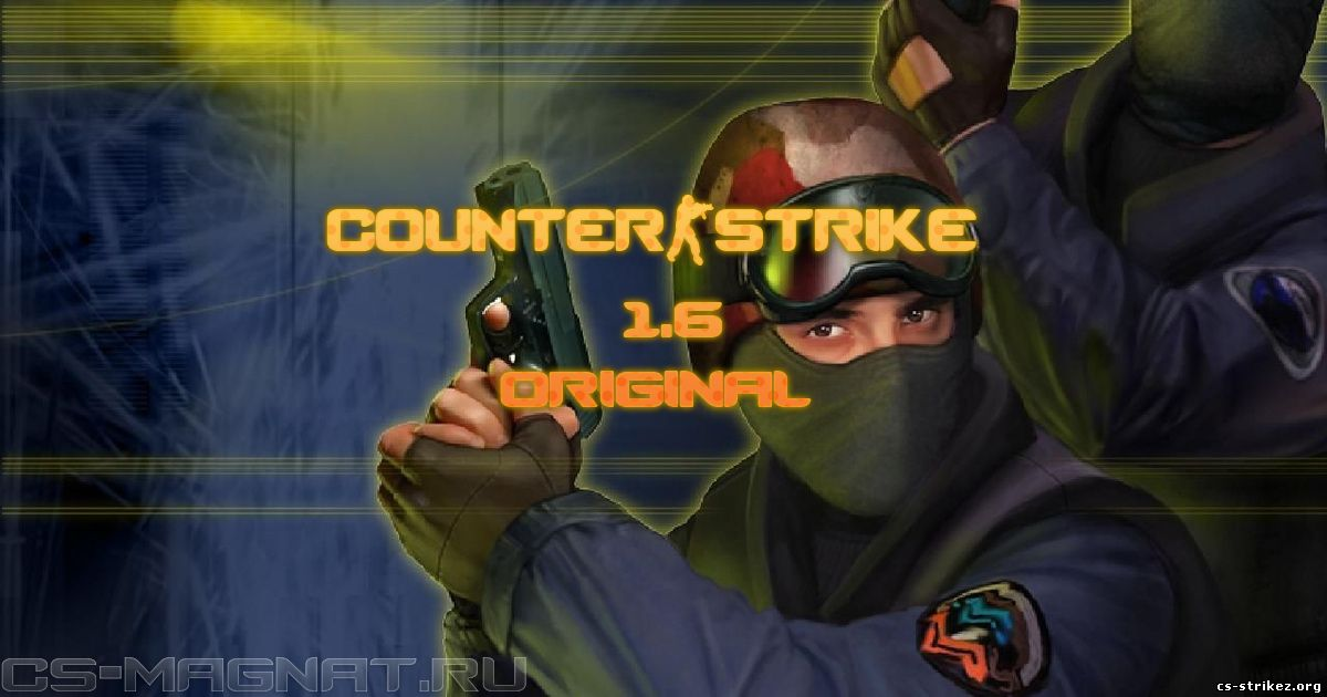 Counter-Strike 1.6 Original zBot