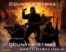 counter strike меню