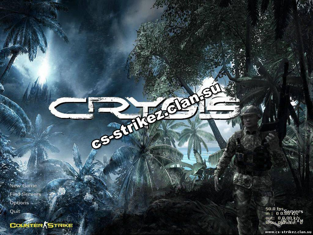 Crysis HD Background