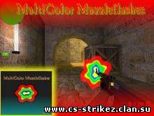 MultiColorMuzzleflashes
