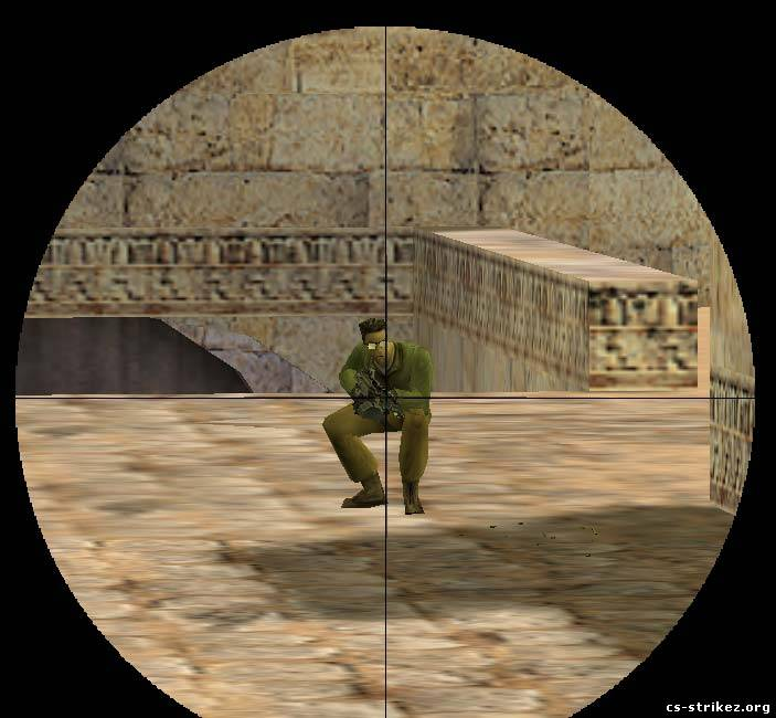 COD4 ProMod Sniper Scope